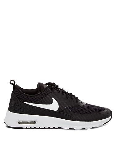 huge selection of d1528 1a9f6 Nike Damen Sneaker Air Max Thea Laufschuhe, schwarz