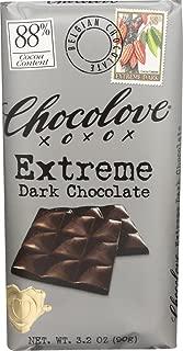 product image for Chocolove, Extreme Dark Chocolate 88%, 3.2 oz