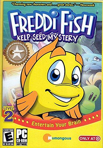 Freddi Fish Kelp Seed Mystery