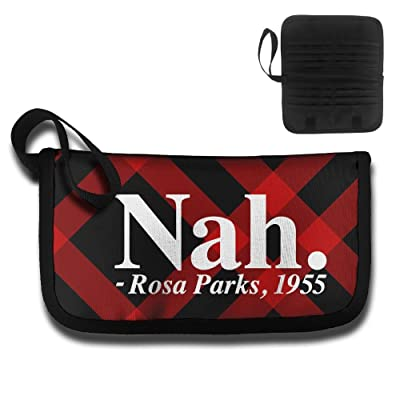 9d584f3b10 Nah Rosa Parks Travel Wallet Passport Holder Document Organizer durable  service