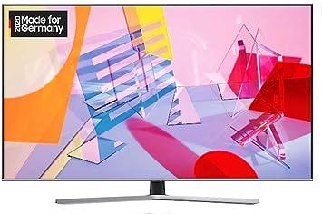 Samsung GQ-75Q64T - Televisor QLED (Gris Oscuro, UltraHD / 4K, Triple Tuner, Smart TV): Amazon.es: Electrónica