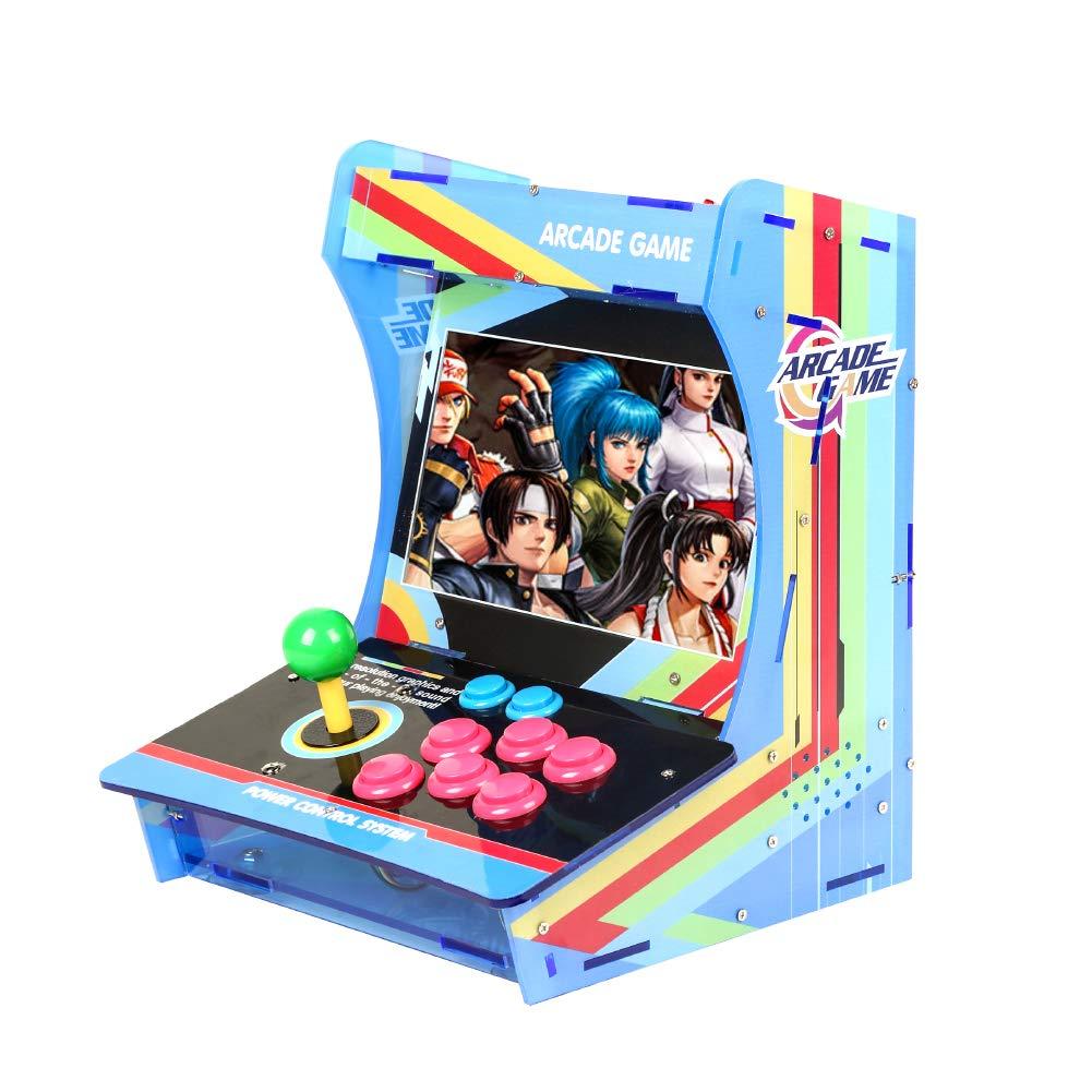 Barbella Mini 1388 in 1 Games Pandora's Box 5S Single Stick Classic Retro Arcade Game Console HDMI