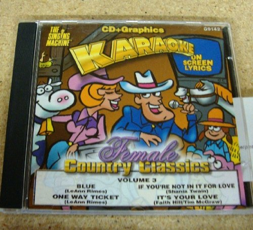 Karaoke: Female Country Classics ()