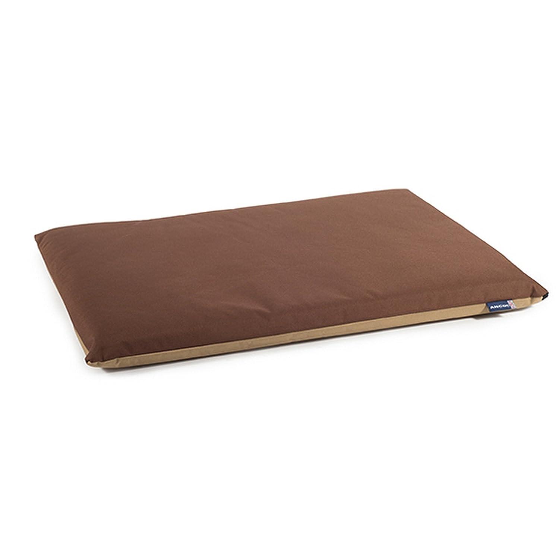 92/x 61/cm ANCOL Impermeable Soporte de Pad Cama para Perro marr/ón//Beige