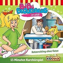 Katzensitting ohne Katze (Bibi Blocksberg erzählt 6.2) Hörspiel von Klaus-Peter Weigand Gesprochen von: Susanna Bonasewicz