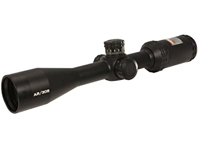 Bushnell AR Optics 4.5-18x40mm Rifle Scope Drop Zone .308/7.62 BDC Reticle - AR945184B