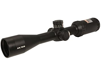 Bushnell ar optics 4 5u201318 x 40 mm zielfernrohr drop zone .308 7 62