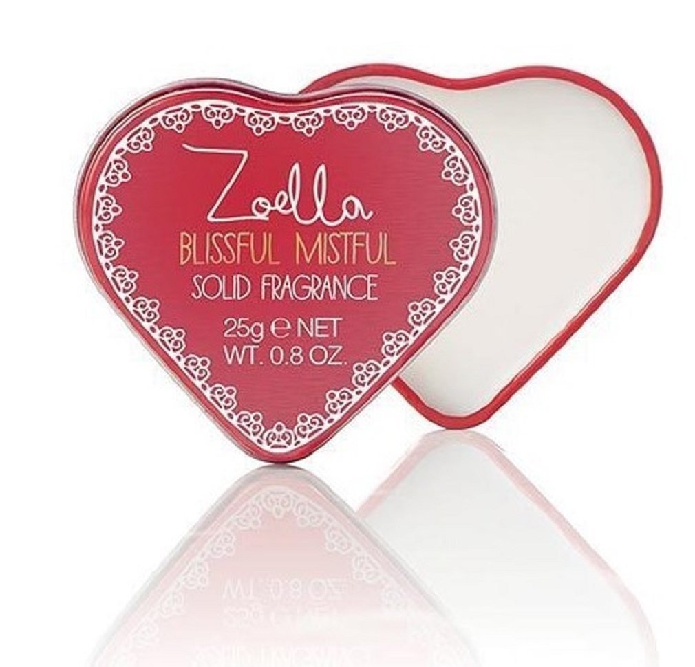 Zoella Beauty Blissful Mistful Solid Fragrance 25g 4-000942