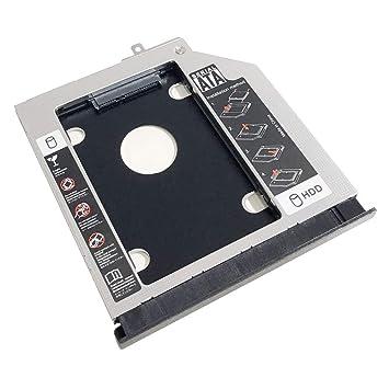 2º HDD SSD Marco óptico Adaptador de Disco Duro para ASUS X555 ...