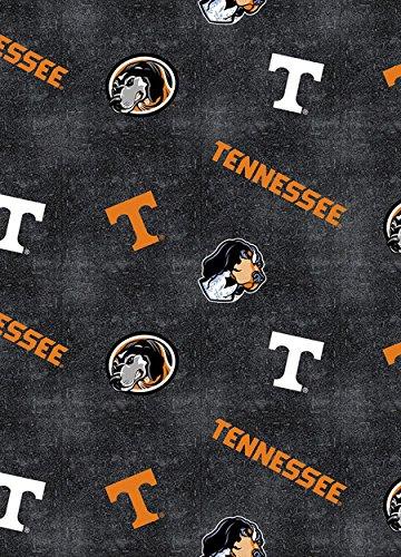 University Tennessee Fabric - 3