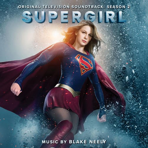 Supergirl - Season 2: Limited Edition (Score) (Limited Edition)