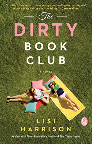 The Dirty Book Club by [Harrison, Lisi]
