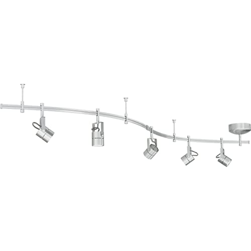 Flexible Track Lighting System: Cable Lights: Amazon.com