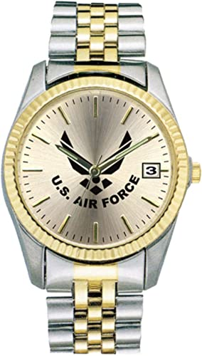 United States Air Force Two Toned Watch