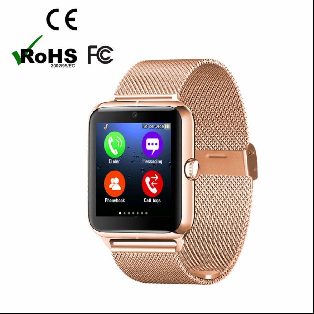 Smart Watch,Reloj Deportivo Reloj Inteligente de Pulsera ...
