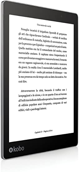 Kobo Aura One - E-Reader (Pantalla 7.8