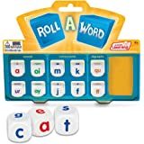 Junior Learning Roll a Word Develop Spelling and Word Formation Dice