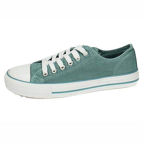 XTI 33825 Zapatillas DE Lona Mujer Zapatillas: Amazon.es: Zapatos y complementos