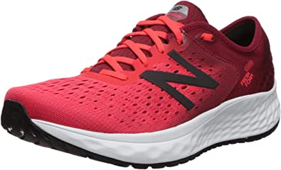 New Balance Fresh Foam 1080v9, Zapatillas de Running para Hombre, Rojo (Energy Red/NB Scarlet/Black), 41.5 EU: Amazon.es: Zapatos y complementos