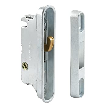 Perfect Prime Line Products E 2487 Sliding Door Mortise Lock And Keeper