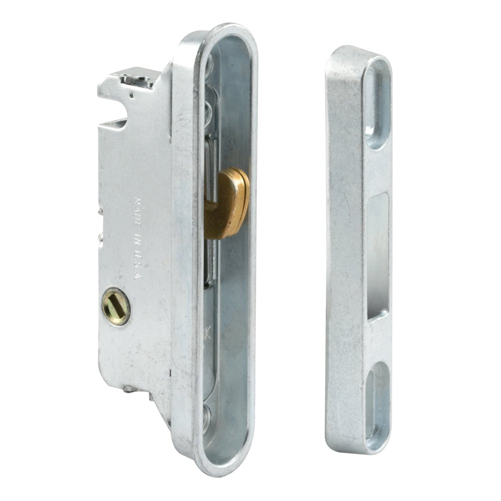 Prime-Line Products E 2487 Sliding Door Mortise Lock and Keeper