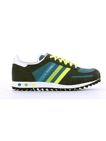 pretty nice 5cb96 8bcae ADIDAS LA TRAINER K - scarpa da tempo libero ADIDAS ORIGINALS BAMBINO -  SS13 - MISURA EU 38  Amazon.it  Sport e tempo libero