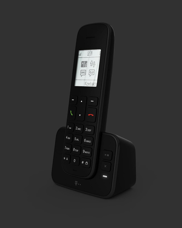 Telekom Sinus A207 Schnurlostelefon Schwarz Elektronik