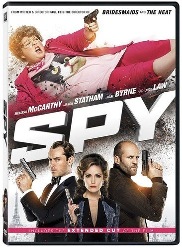 DVD : Spy (, Widescreen, Dubbed)