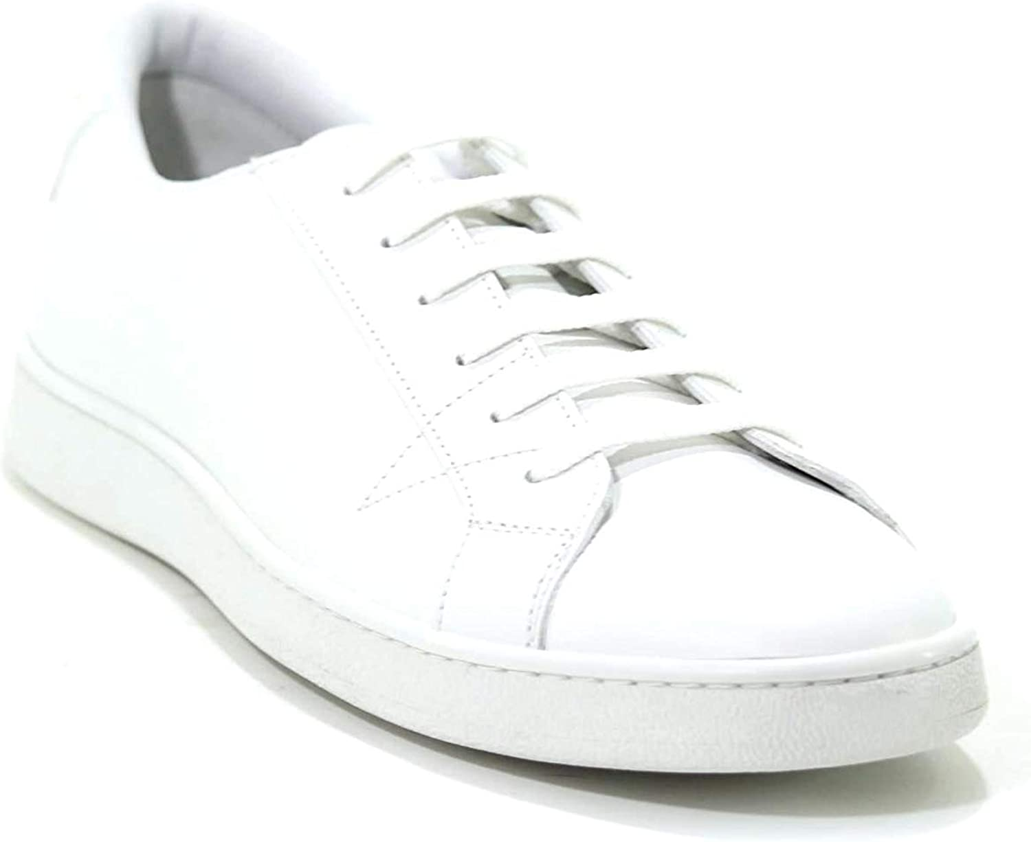 Car Shoe Luxury Fashion Mens Sneakers Spring White