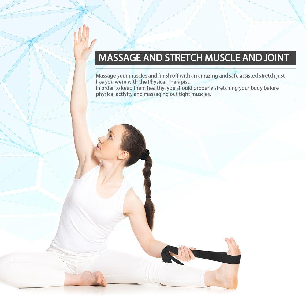 Amazon.com: JBM - Correa elástica para yoga, 5.9 ft, 7.9 ft ...