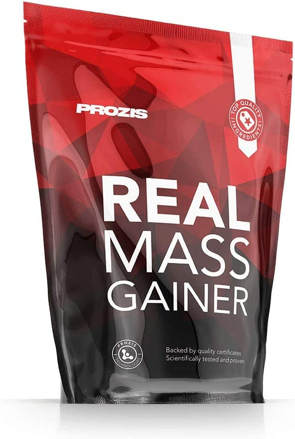 Prozis Real Mass Gainer, Chocolate - 2722 gr