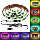 Best Desk Lights - ALOTOA Bias Lighting for HDTV 59 Inch 5V Review