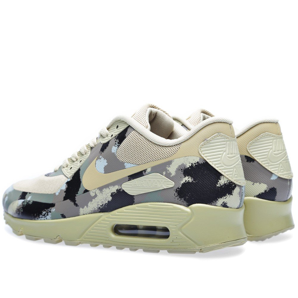 watch 7dcf1 10ca4 Nike Air Max 90 HYP SP - Safari/Dark Khaki Camo Trainer: Amazon.co.uk: Shoes  & Bags