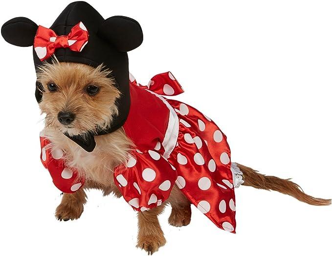 Disfraz Para Perros Minnie Mouse marca Rubies