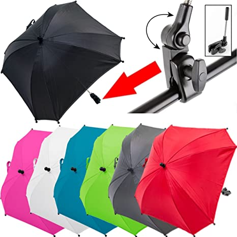 SOMBRILLA XL / sombrilla para cochecito / carrito de bebé ...