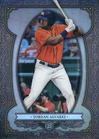 2019 Bowman 30th Anniversary #B30-YA Yordan Alvarez Houston Astros Baseball Card