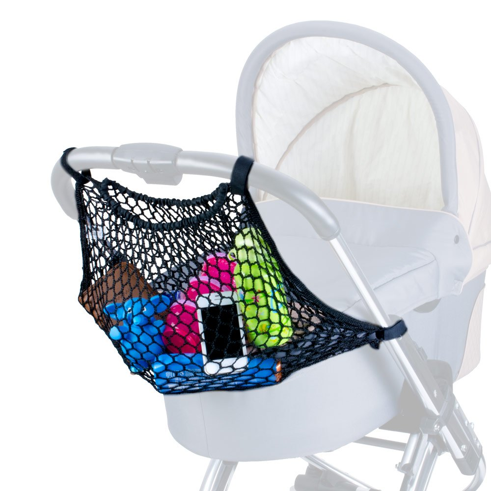 DIAGO 30024.71544 Pram Shopping Net (Black)