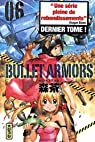 Bullet armors, tome 6 par Moritya