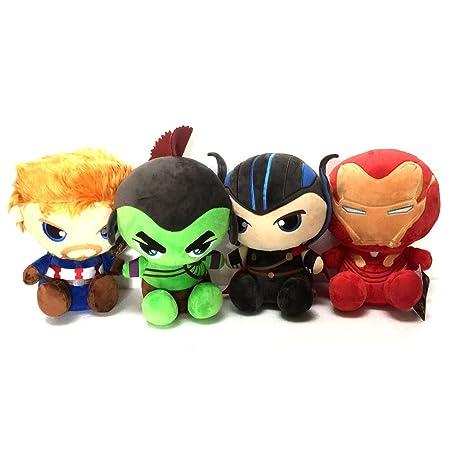 Marvel Comics: Avengers: Infinity War - Juego de 4 piezas de ...