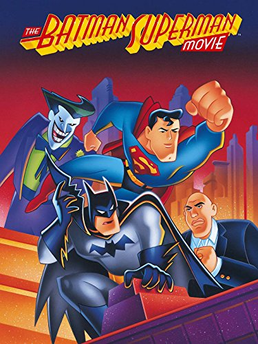 Batman Superman Adventures - The Batman/ Superman Movie