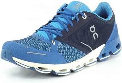 Zapatillas On Cloud Flyer Man Blue White: Amazon.es: Zapatos y complementos
