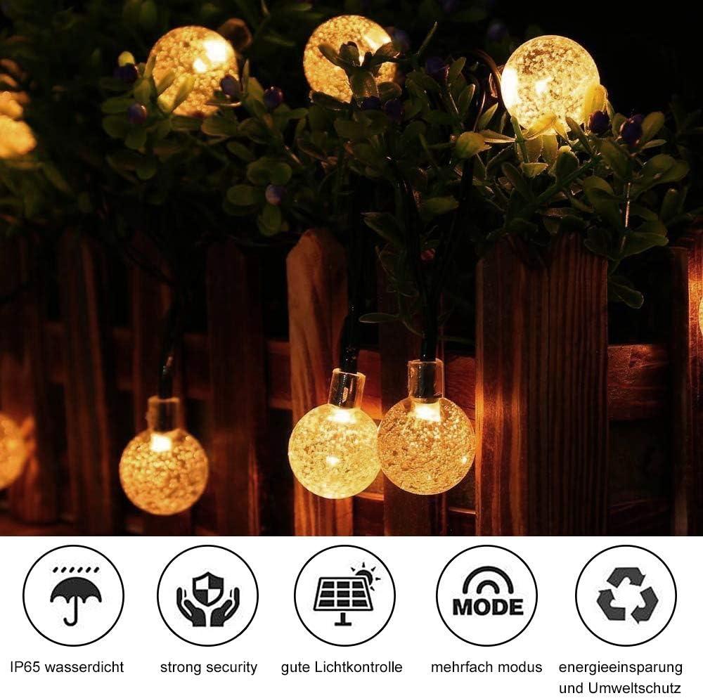Solarleuchte Garten LED Solar Feuerwerk Licht Au/ßen Dekoration Licht DIY Draussen Landschaft Licht Mit Fernbedienung 8 Beleuchtungsmodi IP44 Wasserdichte f/ür Feld Balkon Rasen Terrasse Wege 2 pcs