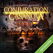 Conjuration Casanova (Antoine Marcas 2) | Éric Giacometti, Jacques Ravenne