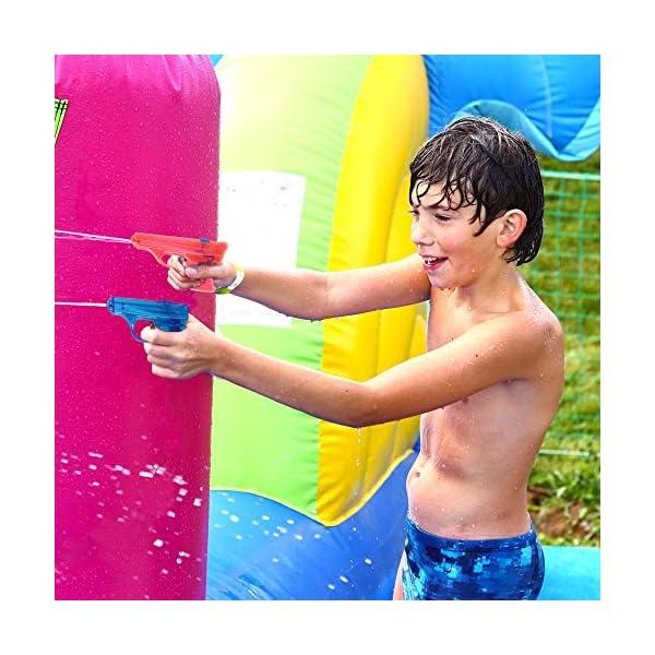 THE TWIDDLERS 20 Pistole ad Acqua in 4 Colori Assortiti | Ideali Come regalini per Le Feste di Bambini o da Portare a… 2 spesavip
