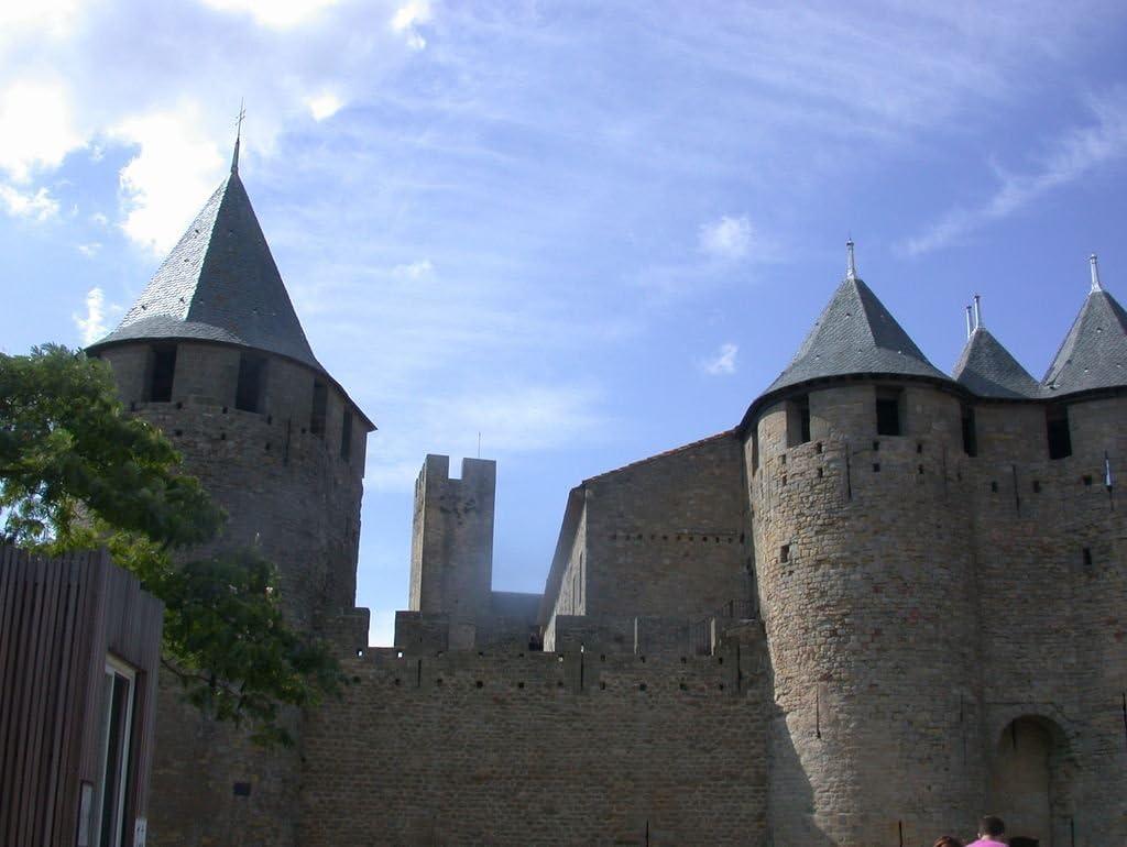 Lais Puzzle Carcassonne 500 Piezas: Amazon.es: Juguetes y juegos