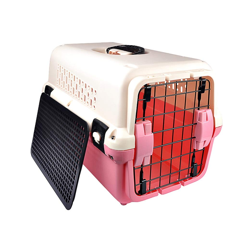 4 PETIN-Pet backpack Pet Carrier Soft Side Cat Carrier Dog Carrier Travel Backpack Dog Tote With Cushion Outdoor Hiking Camping Airline Approved (color   4)