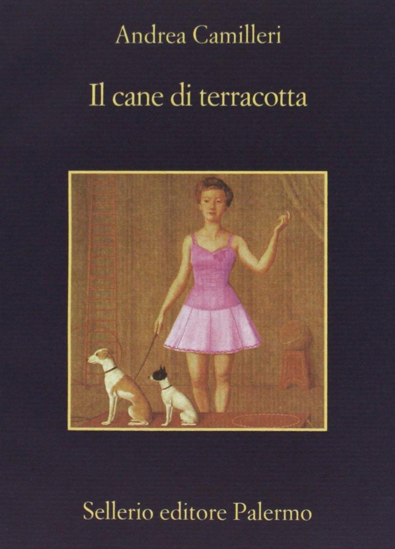Il cane di terracotta (Memoria) by Brand: Sellerio di Giorgianni