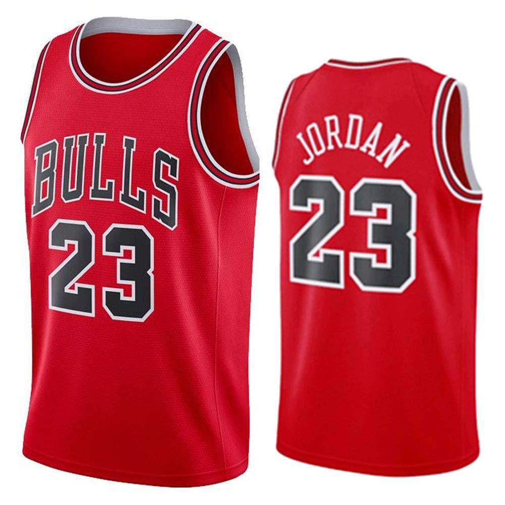 Chaleco de Baloncesto de Verano NBA Michael Jordan 23# Chicago ...