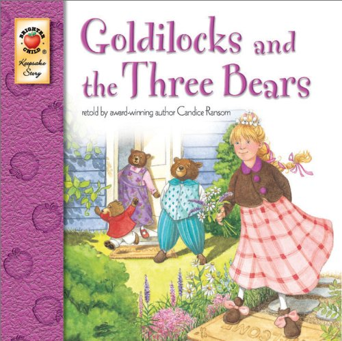 Goldilocks and the Three Bears (Keepsake Stories) for $<!---->