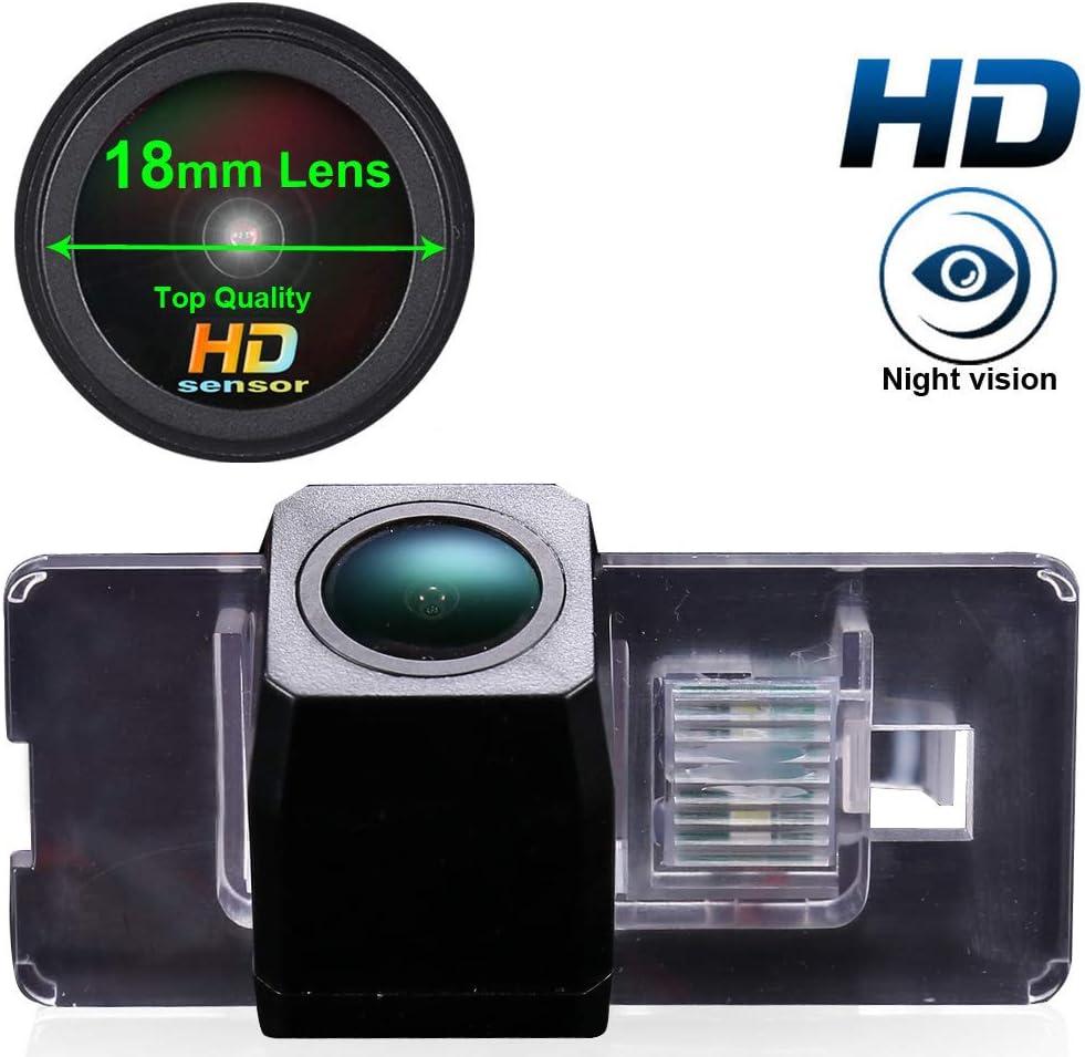 HD IP68 1280pixels Telecamera retromarcia colori visione notturna sistema parcheggio resistente agli urti per BMW E53 E46 R50 R52 R53 E88 F22 F23 F45 F46 E90 E91 E92 E93 F80 F81 F30 F31 F34 F82 E39